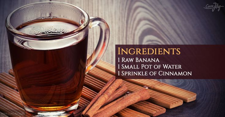 Banana Cinnamon Tea Recipe for Deep Sleep (works better than sleeping pills!)