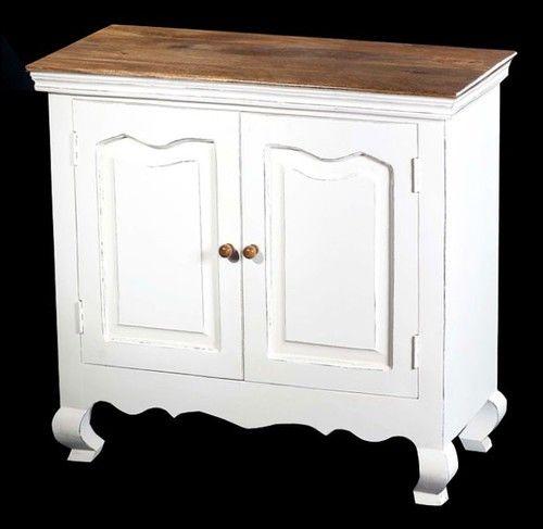 Shabby chic 2 DOOR sideboard, chic sideboard, shabby sideboard, white sideboard, solid wood sideboard, irish furniture, dublin furniture, cork furniture
