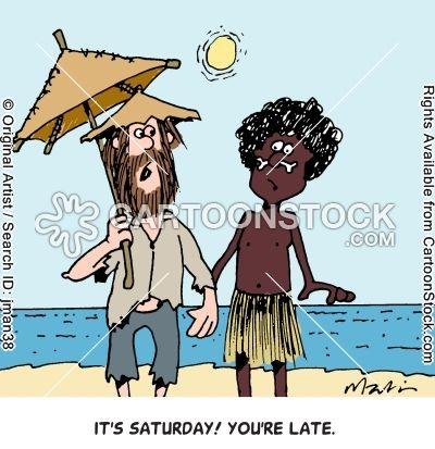 comics and cartoons of friday | friday cartoons, man friday cartoon, man friday picture, man friday ...