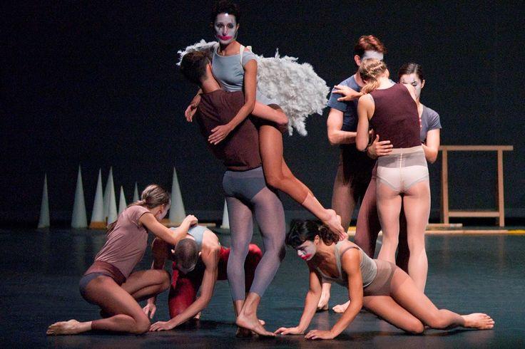 Compagnia Virgilio Sieni Danza - Dolce Vita – Piero Tauro