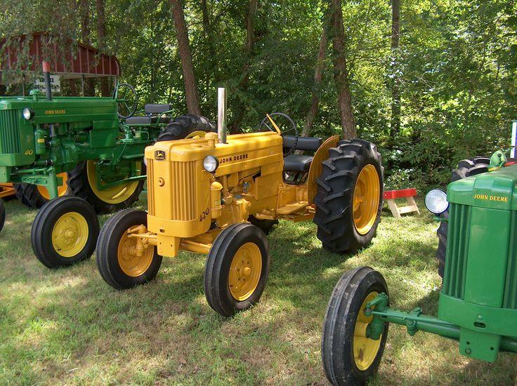 Rare John Deere Tractors : John deere i a rare tractor antique
