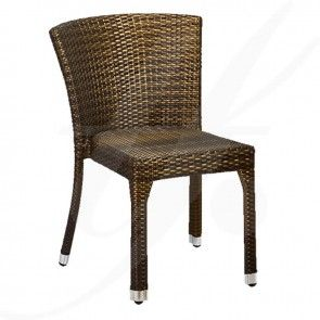 ESTELLE - scaun terasa ratan sintetic | TRENDfurniture Collection