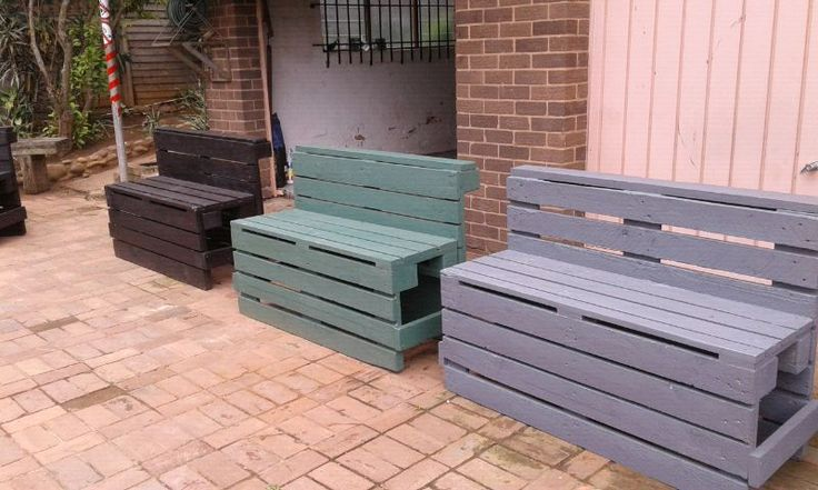 Outside wooden Benches for sale | Amanzimtoti | Gumtree South Africa | 149439995