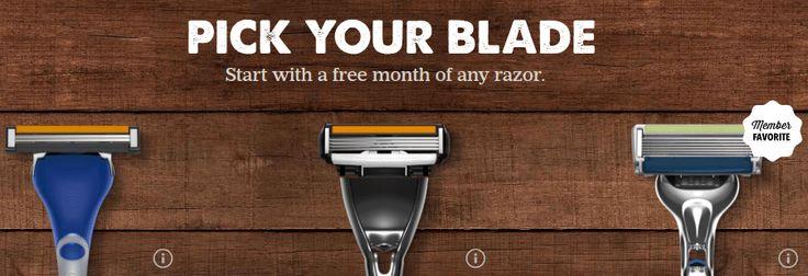 4 Executive Cartridges for $1 - Dollar Shave Club #LavaHot http://www.lavahotdeals.com/us/cheap/4-executive-cartridges-1-dollar-shave-club/135704