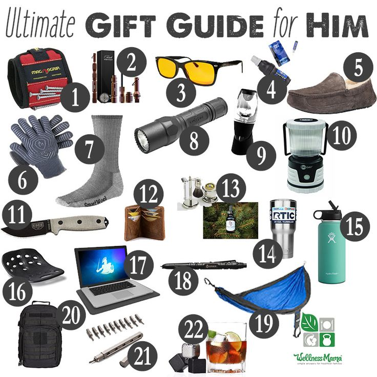 Healthy Christmas Gift Ideas Part - 35: 2017 Ultimate Holiday Gift Giving Guide (For Everyone On Your List.
