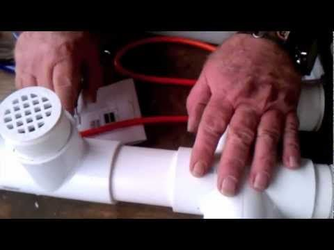 Aquaponics Fish Tank Heater - YouTube