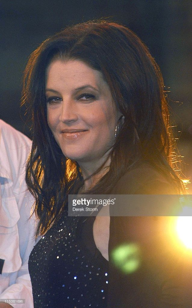 Lisa Marie Presley during Lisa Marie Presley Performs on 'Good Morning America' - May 17, 2005 at ABC Studios in New York City, New York, United States.