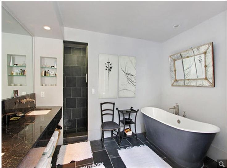 Master Bathroom Inspiration | Home Decor Ideas | Pinterest: pinterest.com/pin/105693922475417158