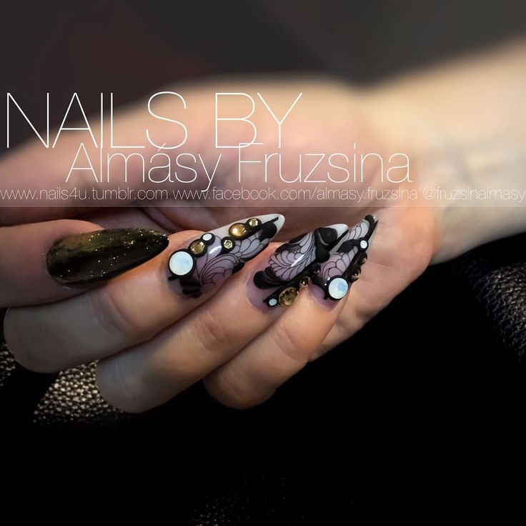 #blingbling #lovebling #ilovenails #instanails #nailstagram #nails #nailart #nailsofinstagram #nailswag #nails2inspire #3dacrylicnailart #3dnailart #almondnails #swarovskicrystals #swarovskinails #blingnails #nailsdesign #nailpromote #nailsdone...