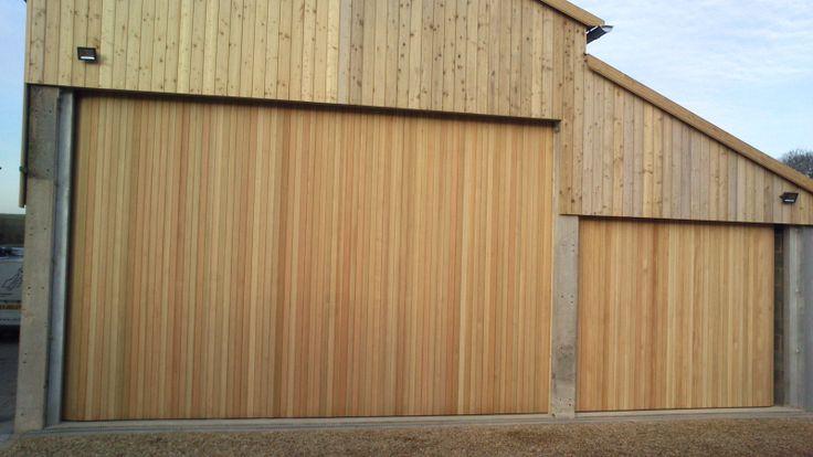 Garage Doors Gallery - Pictures Of Garage Door Types, Roller Shutter, Up & Over Designs & More UK