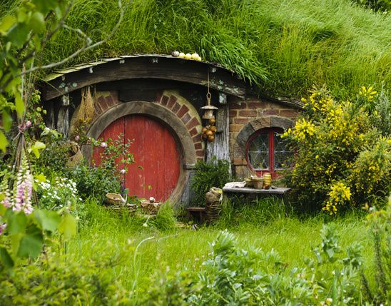 17 Best images about Hobbit houses for