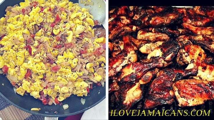 12 Dishes Every Jamaican Should Know How to Cook via @ilovejamaicans