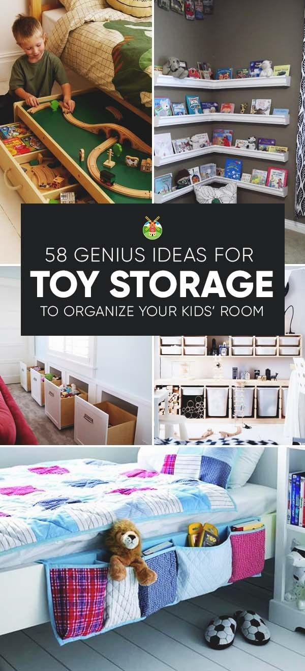 Best 25 kids room shelves ideas on pinterest shelves in - How to organize your living room furniture ...
