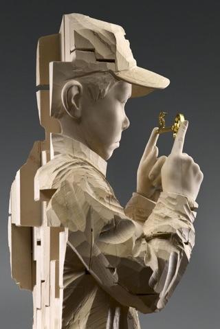 Carving by Gehard Demetz