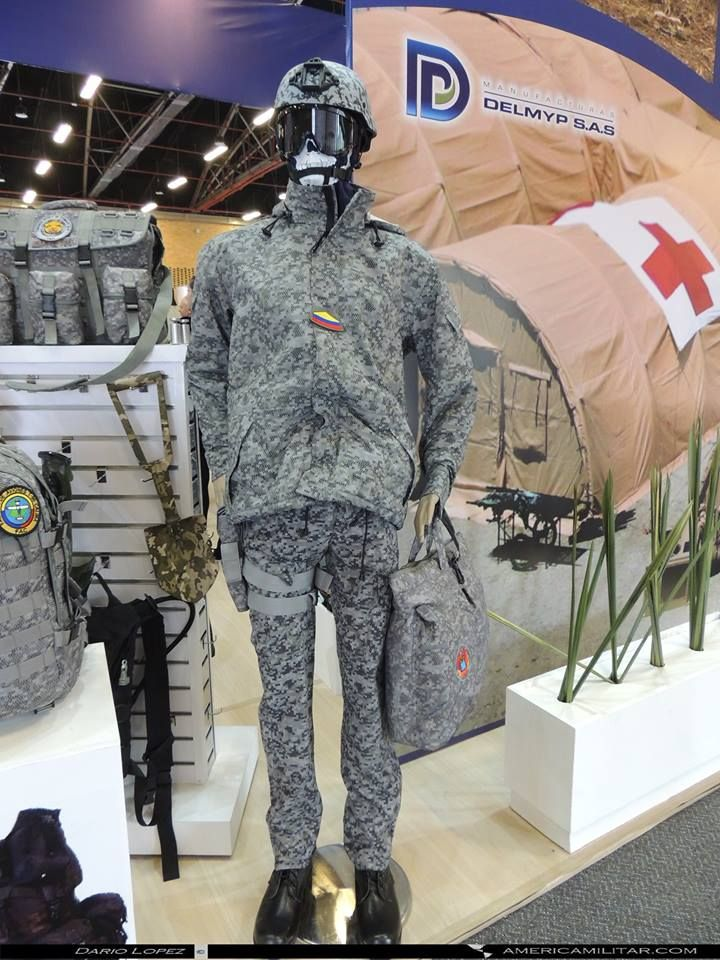 Expodefensa 2015 - Página 7 - América Militar