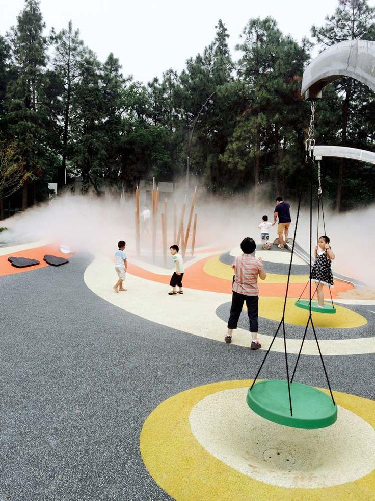 Best 25 kindergarten design ideas on pinterest for Kindergarten playground design