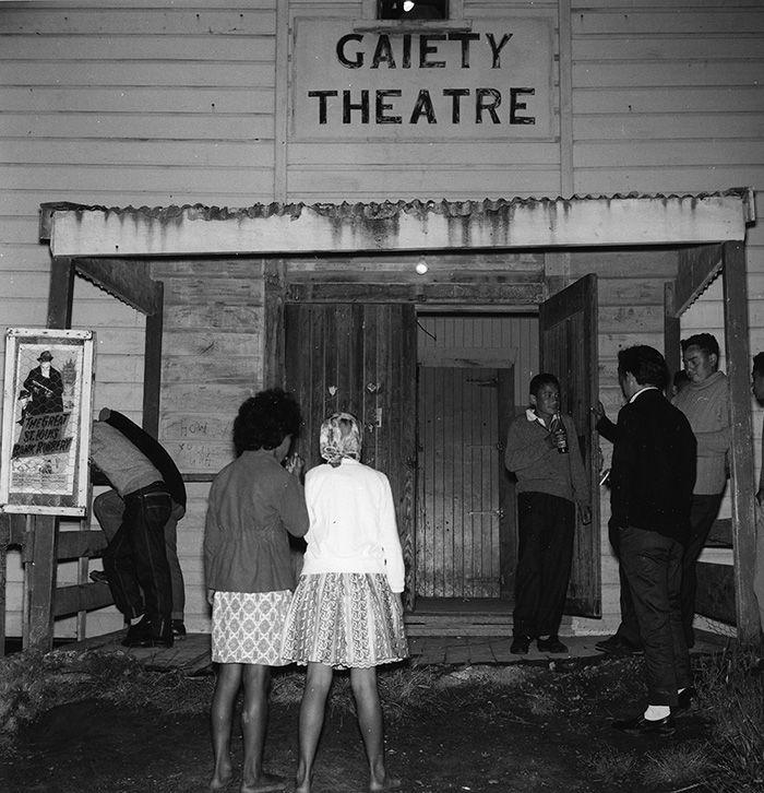 Ans Westra Gaiety Theatre, Te Kaha , 1963