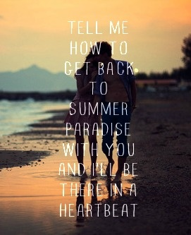 """Summer Paradise"" - Simple Plan"