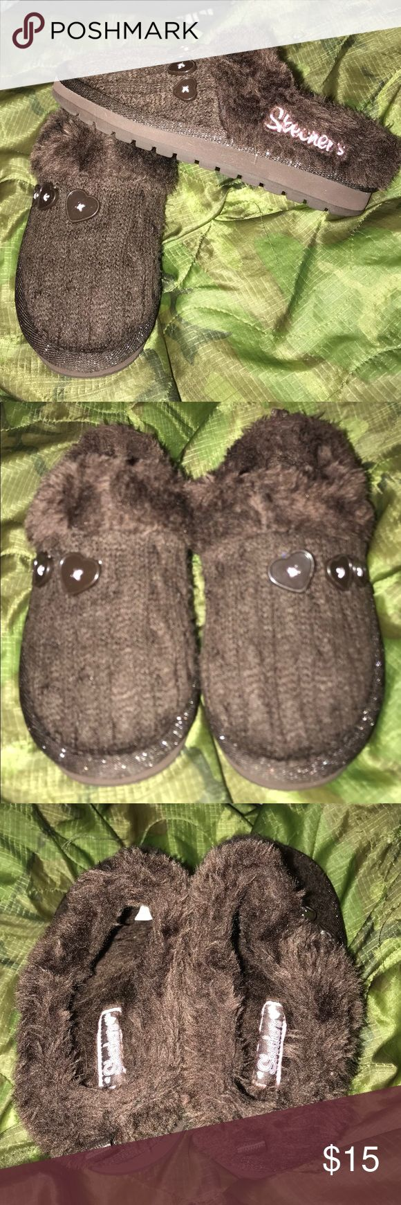 Girls Skechers Never wore Skechers Shoes
