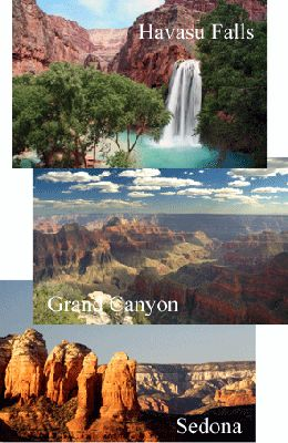 Grand Canyon Vacation Packages | HydrosAdventures