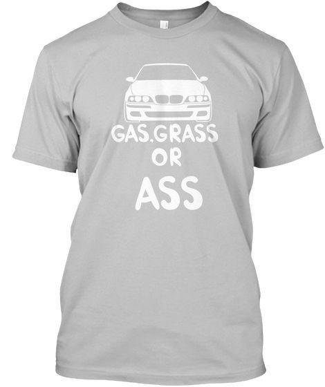 Bmw T-shirt Gas Grass ASS