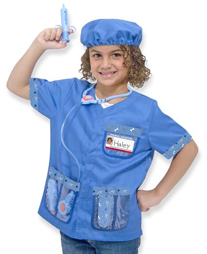 ¡Buenos días! ¡Es viernes!. Como ya os comenté, en Baby Caprichos estamos preparados para todo, hasta veterinario tenemos. ¿Que no? Mira..¡y con paciente incluido! #disfracesinfantiles #disfrazveterinario #disfraces PVP: 31,90 € http://www.babycaprichos.com/disfraz-de-veterinario-a.html