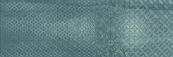 Murale Turquesa 25x75 cm. Wall tiles | Aquarelle series | Arcana Tiles | Arcana Ceramica | revestimiento