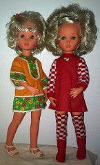Furga alta  moda- sanny Marbella 1968 and London 1967 dresses.