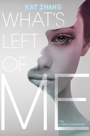 What's Left of Me, by Kat Zhang. YA dystopia about two souls in one body. Coming in September 2012.