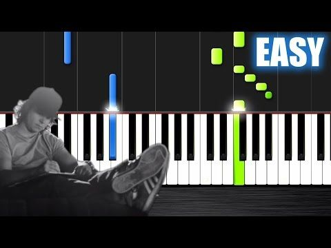 Lukas Graham - 7 Years - EASY Piano Tutorial by PlutaX - YouTube