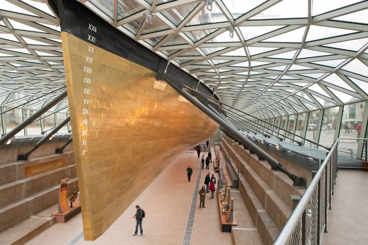 Cutty Sark / GrimshawCutty Sark, Favorite Places, Grimshaw Architects, Conservative Projects, Teas, Sark Museums, Architecture, London England, Historical Ships