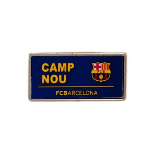 F.C. Barcelona Badge SS