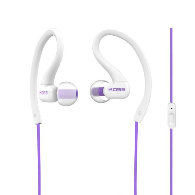 7 Best Workout Headphones for Every Budget (and Need): KOSS FitClips KSC32i