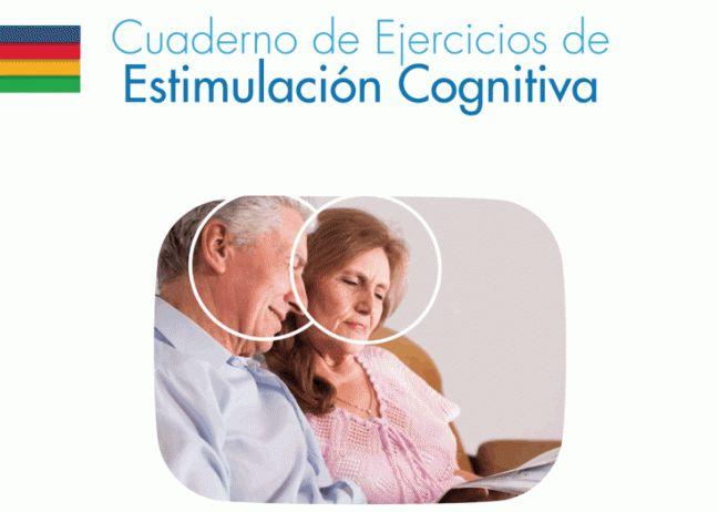 Cuadernos estimulación cognitiva de Sandoz