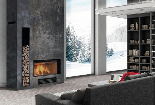 Rocal fireplace