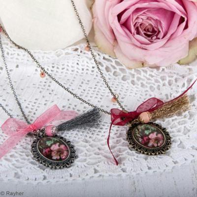 DIY Bisutería: Realiza un bonito collar vintage
