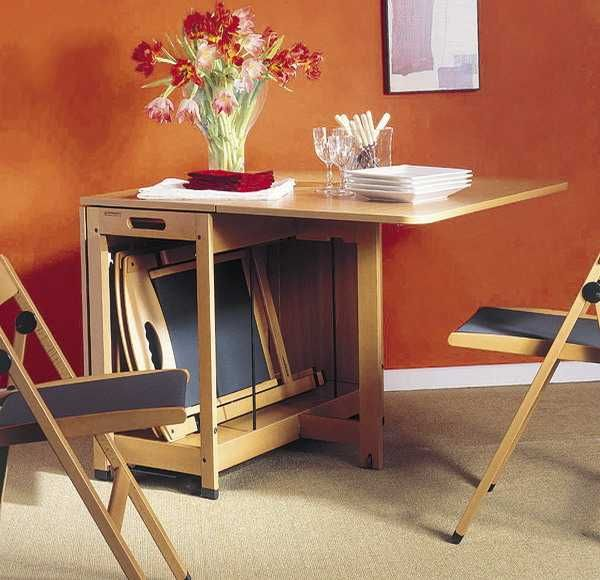 17 best ideas about compact furniture on pinterest folding furniture design for small house - Space saving ideas for small rooms gallery ...