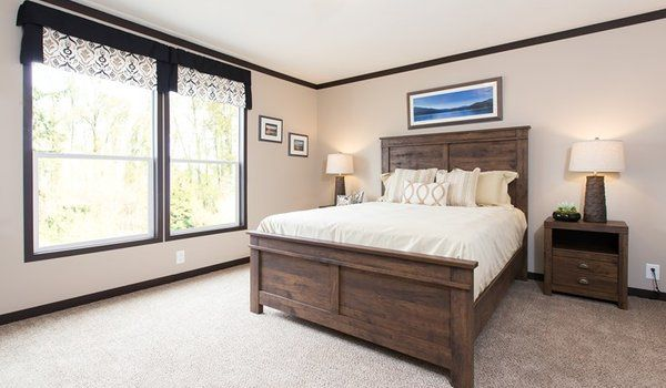 Patriot The Revere By Southern Energy Homes Modularhomes Com Bedroom Interior Spacious Living Room Home