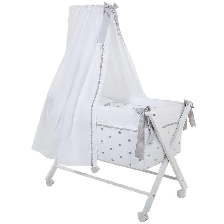 Luxury Crib with Canopy
