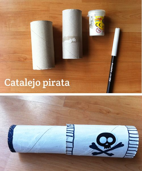 Transforma tu casa en un barco pirata con este original tip pirata. #party #decoracion