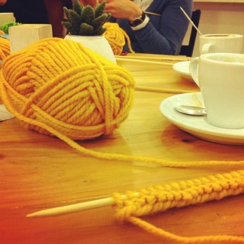 helsinki friday's knitt