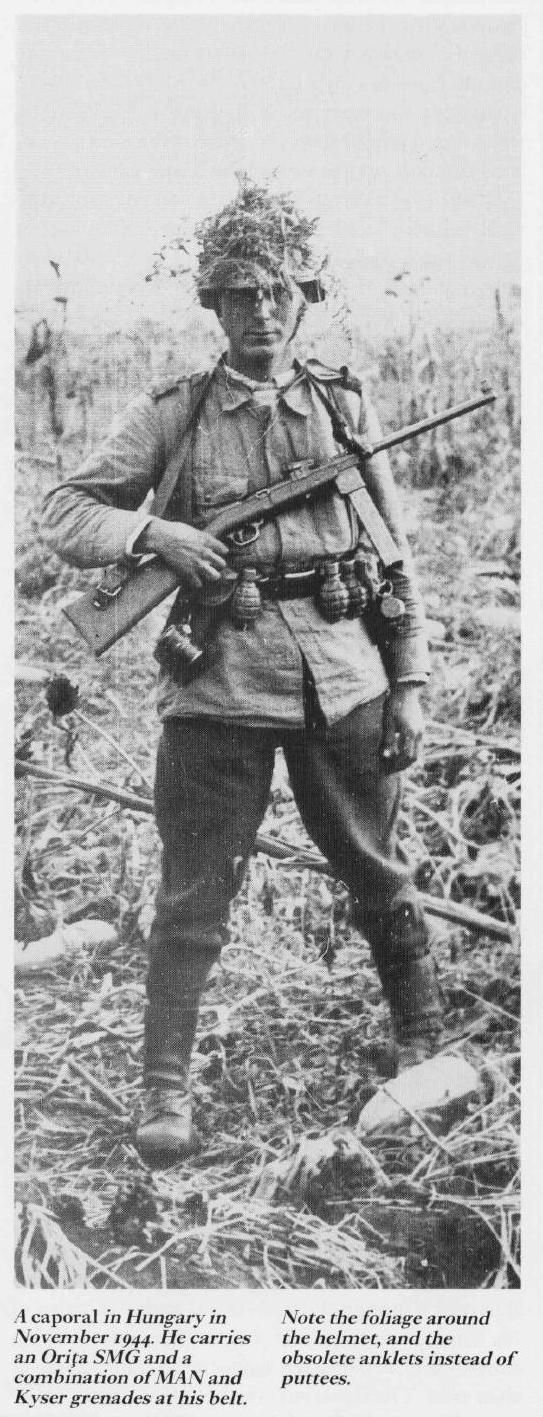 #ClippedOnIssuu from (Men-at-Arms No.246) The Romanian Army of World War 2
