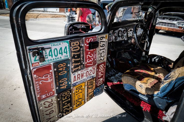 images of rat rod interiors - Google Search