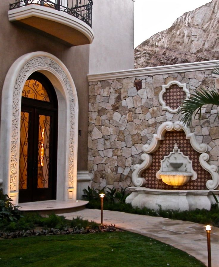 25 Best Ideas About Mediterranean Outdoor Fountains On