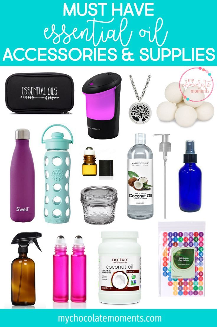 must have essential oil accessories and supplies | essential oils | Young Living | essential oil supplies