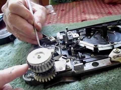 Как разобрать и почистить основную каретку ( машина Сильвер) . Обсуждение на LiveInternet - Российский Сервис Онлайн-Дневников