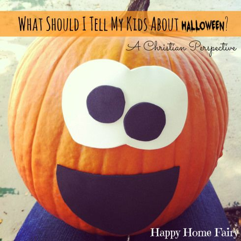 a great, thought-provoking and encouraging article on navigating Halloween as a Christian family.