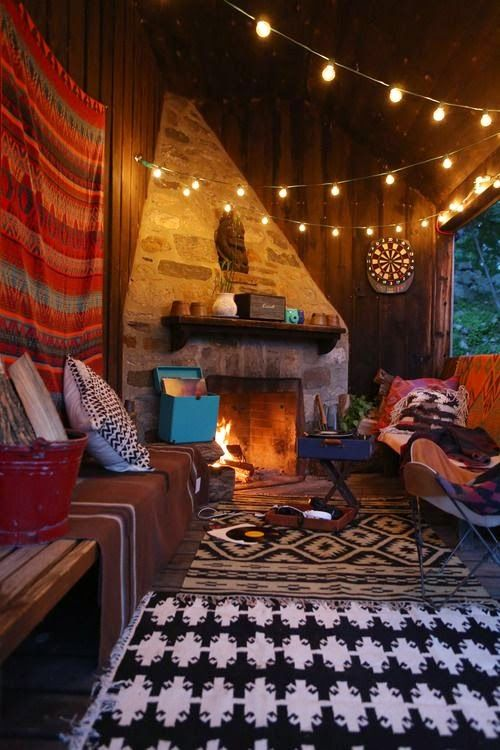 Room of a Hippie