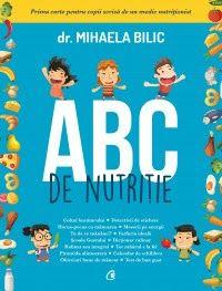 Mama are blog: Lansare ABC de nutriție, Dr. Mihaela Bilic
