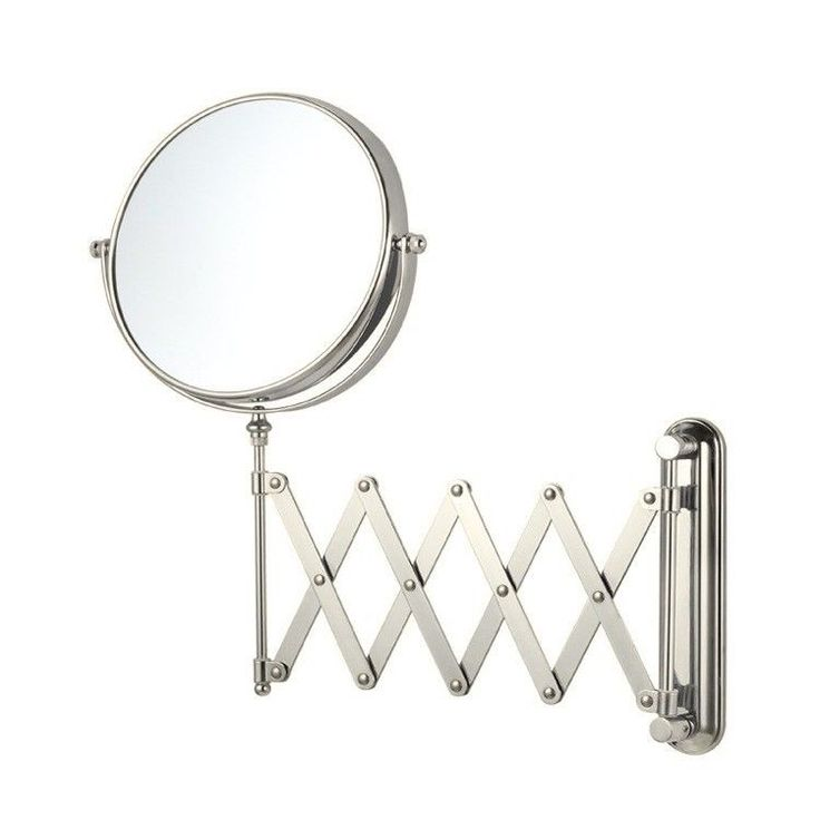 nameeks makeup mirror with adjustable arm an edgy scissor extending arm allows you to position the nameeks makeup mirror with adjustable arm comfortably